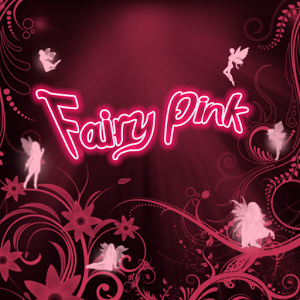 Fairy Pink Go Contacts icon