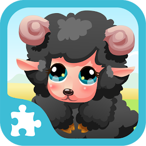 Baa Baa Black Sheep baby game icon