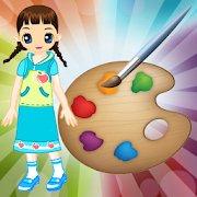 تلوين رسم المعلم البارع تحدي التلوين والألوان icon
