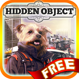 Hidden Object - Working Dogs icon