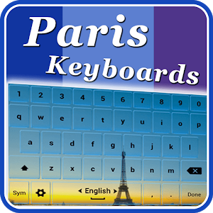 Paris Keyboard Theme icon