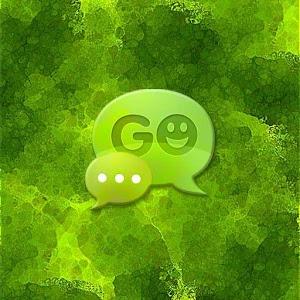 GO SMS Theme Green Nature icon