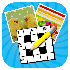 Mom's Crossword with Pictures icon