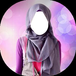 Hijab Fashion Photo Editor icon