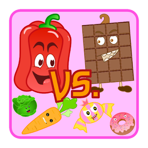 Candy vs Veggies icon