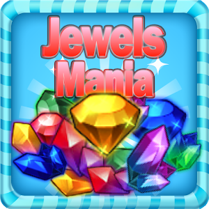 Jewels Crush Mania icon