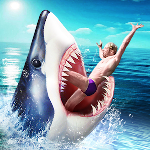 Shark Simulator Megalodon icon