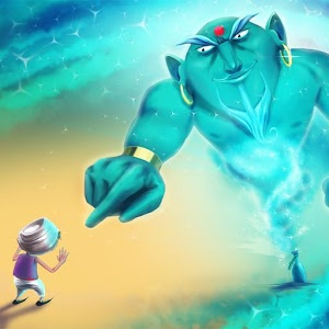 The Fisherman and the Genie icon