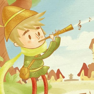 The Pied Piper of Hamelin icon