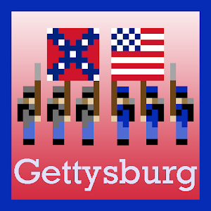 Pixel Soldiers: Gettysburg icon