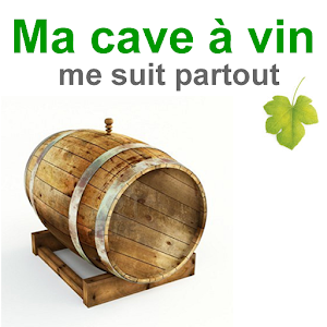 Wine cellar management icon