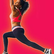 Aerobics workouts fitness icon