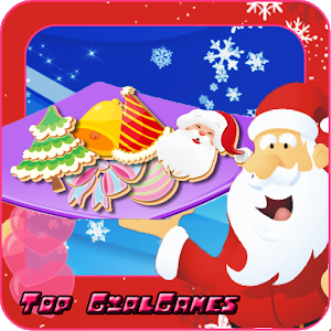 Christmas Cookies - Cake maker icon
