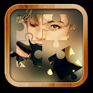 Kpop Puzzle icon