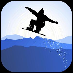 Adventure Snowboarding icon
