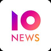 NEWS 10 - 똑똑한 뉴스 브리핑 앱 icon