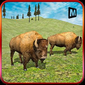 American Bison Simulator icon