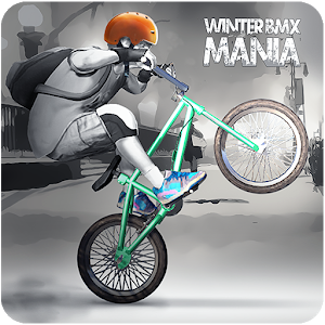 Winter BMX Mania icon