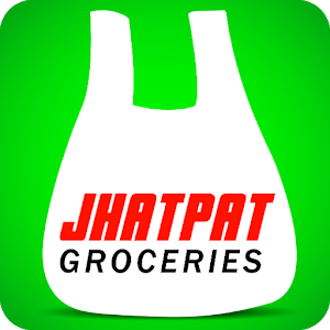 Jhatpat Groceries icon