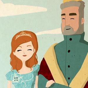 La plus belle princesse icon