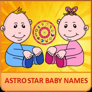 Baby Names & Birth Star icon