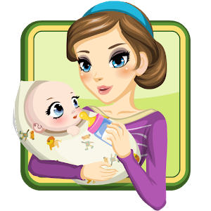 Baby in the House - Baby Games icon