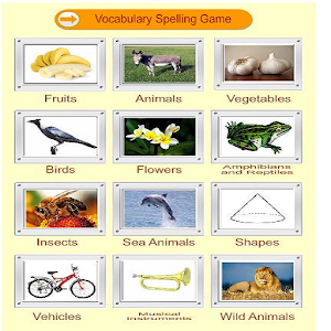 Spelling Game for Kids and All icon