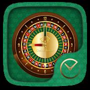 Roulette GO Clock Theme icon
