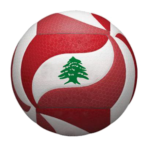 Lebanese Volleyball icon