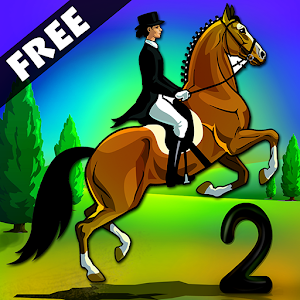 Horse Race Riding Agility 2 icon