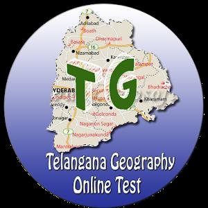 TS GEOGRAPHY TEST IN TELUGU icon