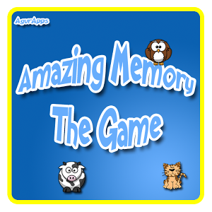 Amazing Memory Game For Kids icon