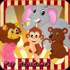 Circus Animals - Caring Game icon