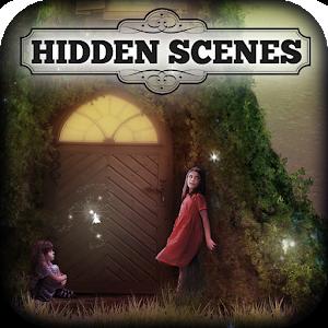 Hidden Scenes - Fairies Trails icon