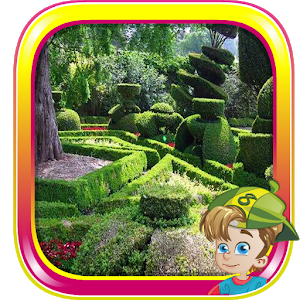 Astonishing Garden Escape icon