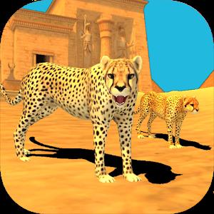Cheetah Revenge Simulator 3D icon