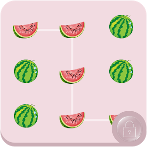 Watermelon App Lock Theme icon