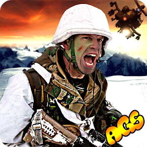 Commando Warrior Fury Shooter icon