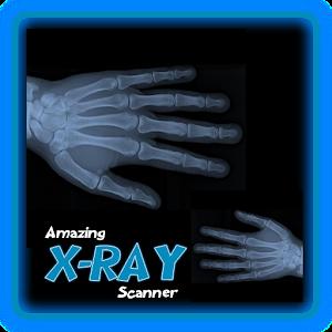Amazing XRay Prank Scanner icon