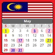 Calendar Malaysia Lite icon