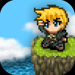 がけっぷち勇者【無料のレトロなドット絵アクションRPG】 icon