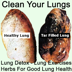 Clean Your Lungs icon