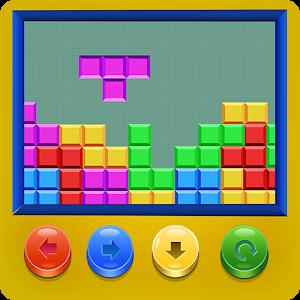 Brick Puzzle - Retro icon