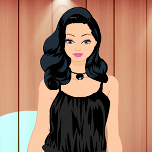 Girl Up Dress Game icon