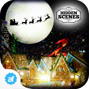 Hidden Scenes - Christmas Time icon