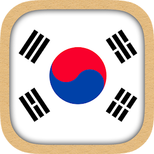 Korean Test and Flashcard icon