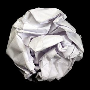 Paper messenger icon
