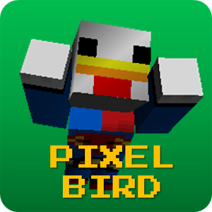 Pixel Bird - Super Chicken icon