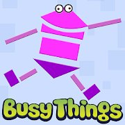 Shape Up! Lite - Busy Things icon