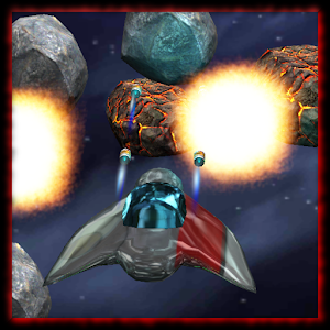 Free Asteroid 3D Game icon